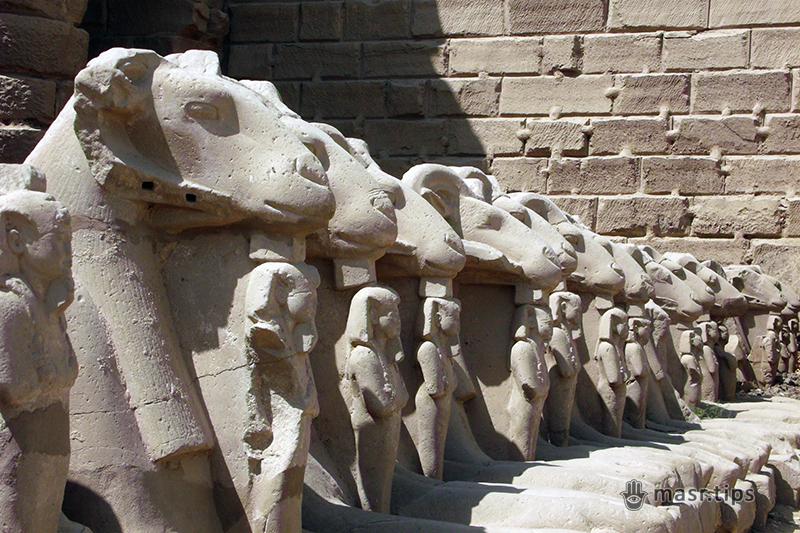 сфінкс в єгипті
