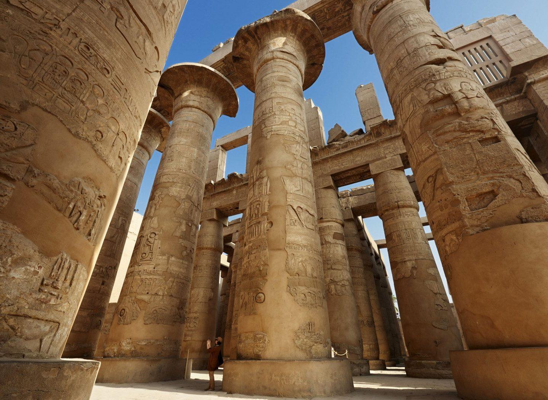 Екскурсії в Луксор: Карнакський храмовий комплекс