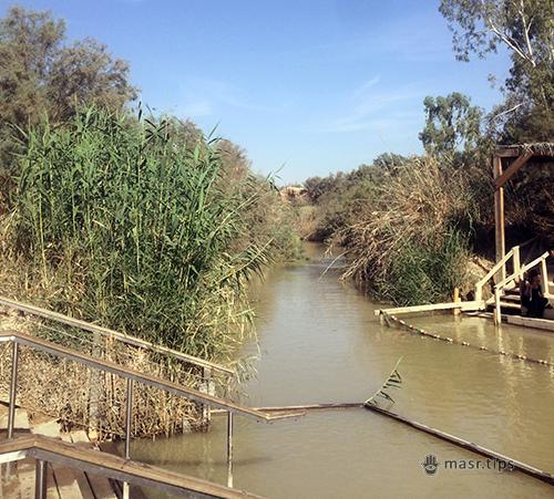 річка йордан фото