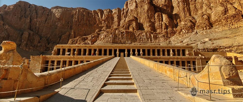 Що варто побачити в Єгипті: храм Хатшепсут