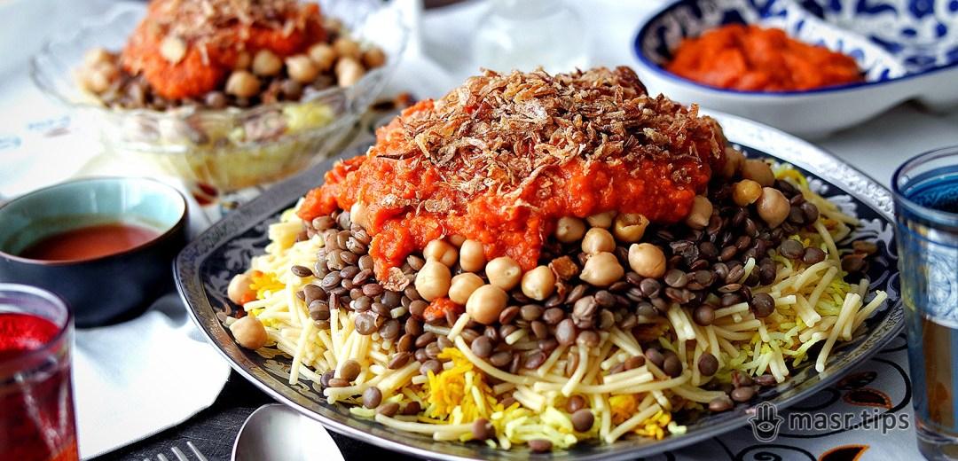 Єгипетська кухня: п'ять особливих страв для туристів