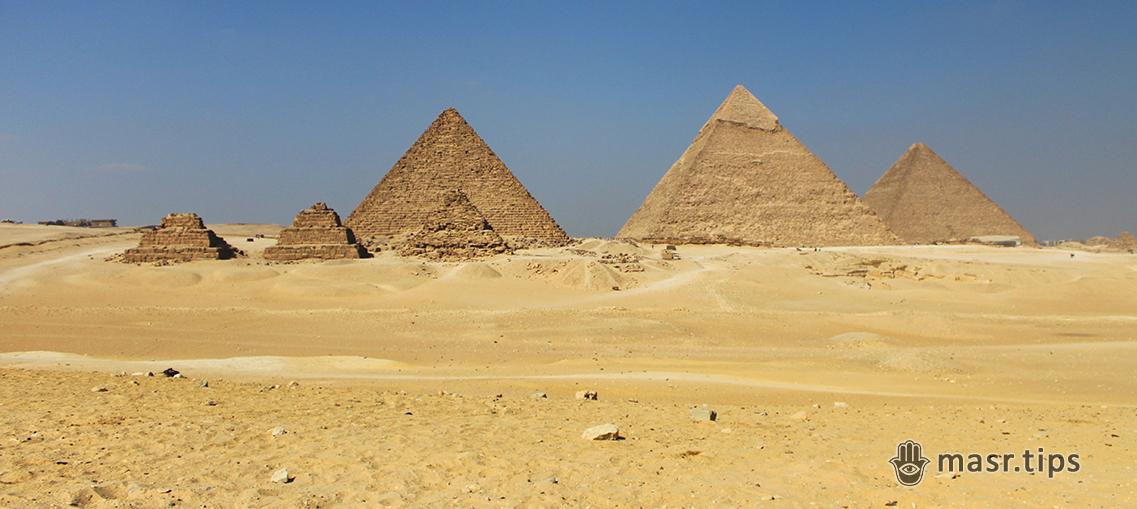 Тест індивідуального туру в Каїр: єгипетські піраміди (частина друга)