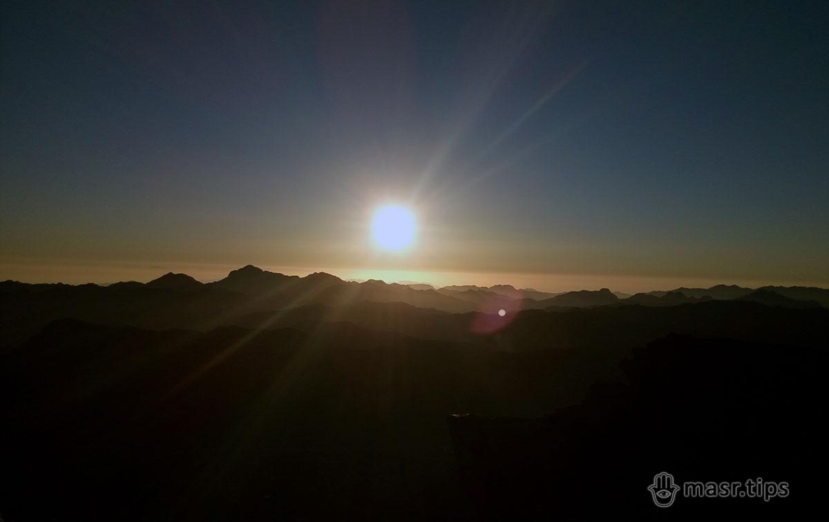 Гора Синай: власний досвід сходження